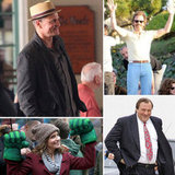 Woody Harrelson, Peter Sarsgaard, Tina Fey, and More Stars on Set This Week!