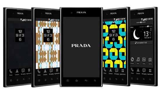 LG Prada: удар имиджем!