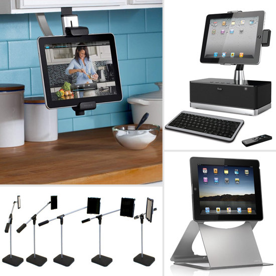 No More Neck Aches: 5 Ergonomic Stands For Your iPad 2