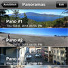 Panoramic iPhone Camera Apps