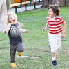 Gwen Stefani &amp; Gavin Rossdale Take Kingston &amp; Zuma to Park