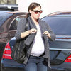 Pregnant Jennifer Garner Pictures in LA With Vi and Sera
