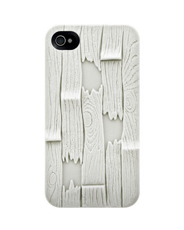 The Switcheasy Avant-Garde Plank iPhone 4/4S series ($35) also comes in a wood-grain design.