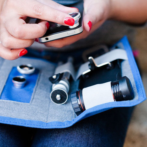 iPhone Lens Wallet
