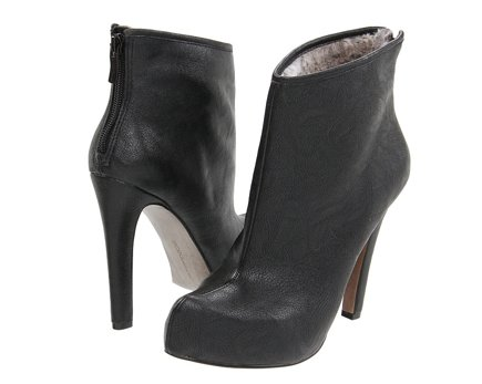 A basic pair of black booties (we like ours with a bit of a platform) are a no-brainer to finish any look — from miniskirts to our favorite denim, a pair like this never lets you down, feels dressed up (but not overdressed), and lends that cool-girl factor we're always after.  BCBGeneration Pallin Bootie ($110)