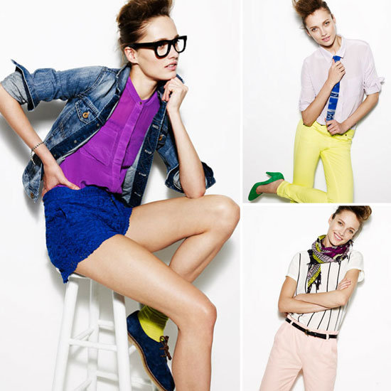 6 Punched-Up Looks We're Stealing From Madewell's Spring '12 Lineup
