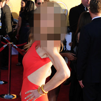 Best Bodies at 2012 SAG Awards