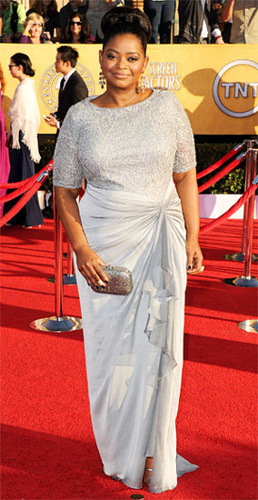 Octavia Spencer(2012 Sag Awards)