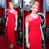 Pictures of Michelle Williams in Red Valentino Gown at the 2012 Screen Actors Guild Awards: Rate it or Hate it?