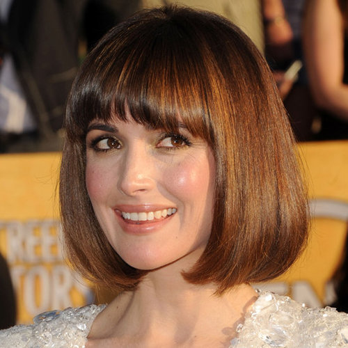 Rose Byrne's Hair and Makeup at the 2012 SAG Awards
