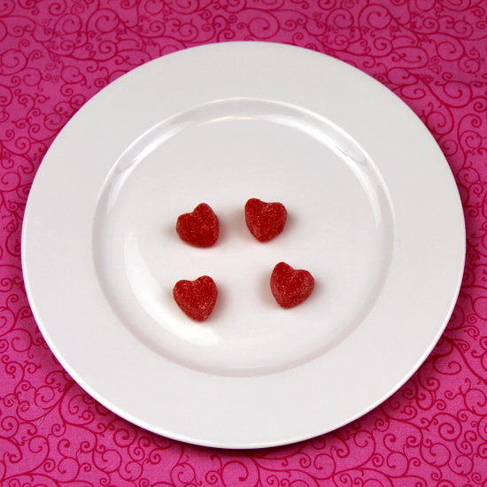 Brach's Cinnamon Jelly Hearts