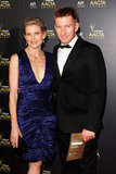 Kate Agnew and David Wenham