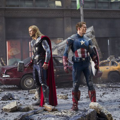 The Avengers Super Bowl Trailer Video