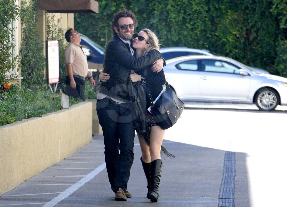 Rachel McAdams and Michael Sheen looked so in love.