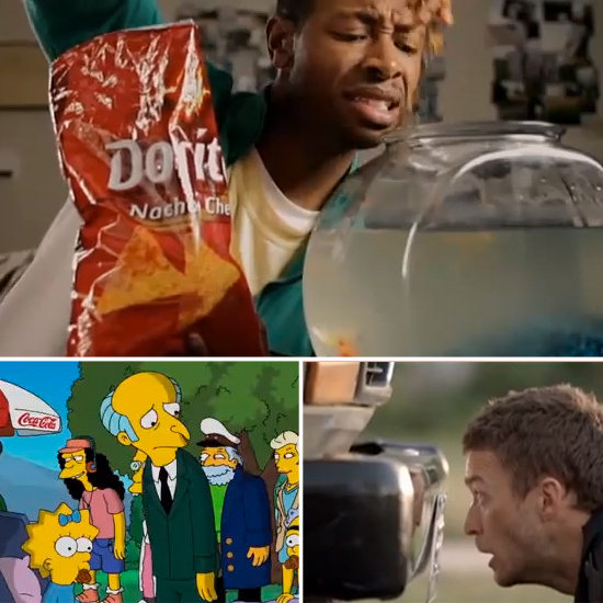 The 10 Funniest Food-Filled Super Bowl Ads