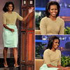 Michelle Obama Style on The Tonight Show