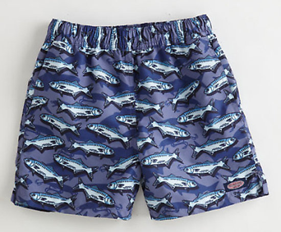 Vineyard Vines Bluefish Chappy Trunks
