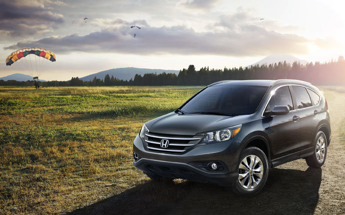 Best Affordable Compact SUV: Honda CR-V