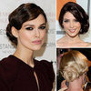 Celebrities Wearing Downton Abbey Updos