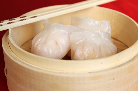 Har Gow (Shrimp Dumplings)