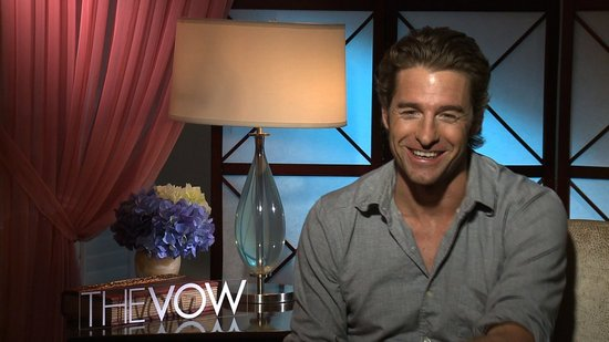 The Vow's Scott Speedman Talks Fist Fighting Channing Tatum For Rachel McAdams's Affections