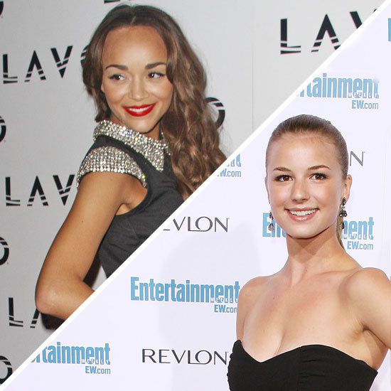 If you're obsessed with new ABC show Revenge, then you'll totally enjoy this style-minded face-off between two of its leading ladies: Emily VanCamp and Ashley Madekwe.