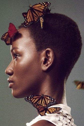 Edun Spring 2012 Ad Campaign