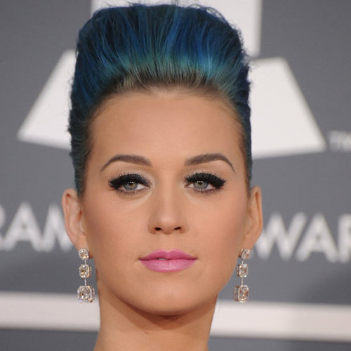 Katy Perry at Grammys 2012