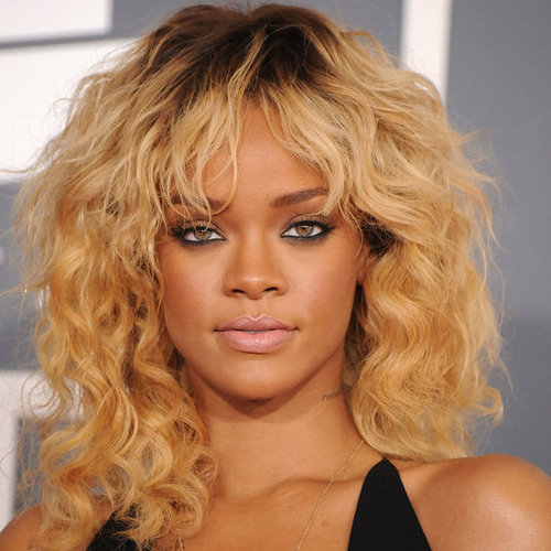 Rihanna at Grammys 2012