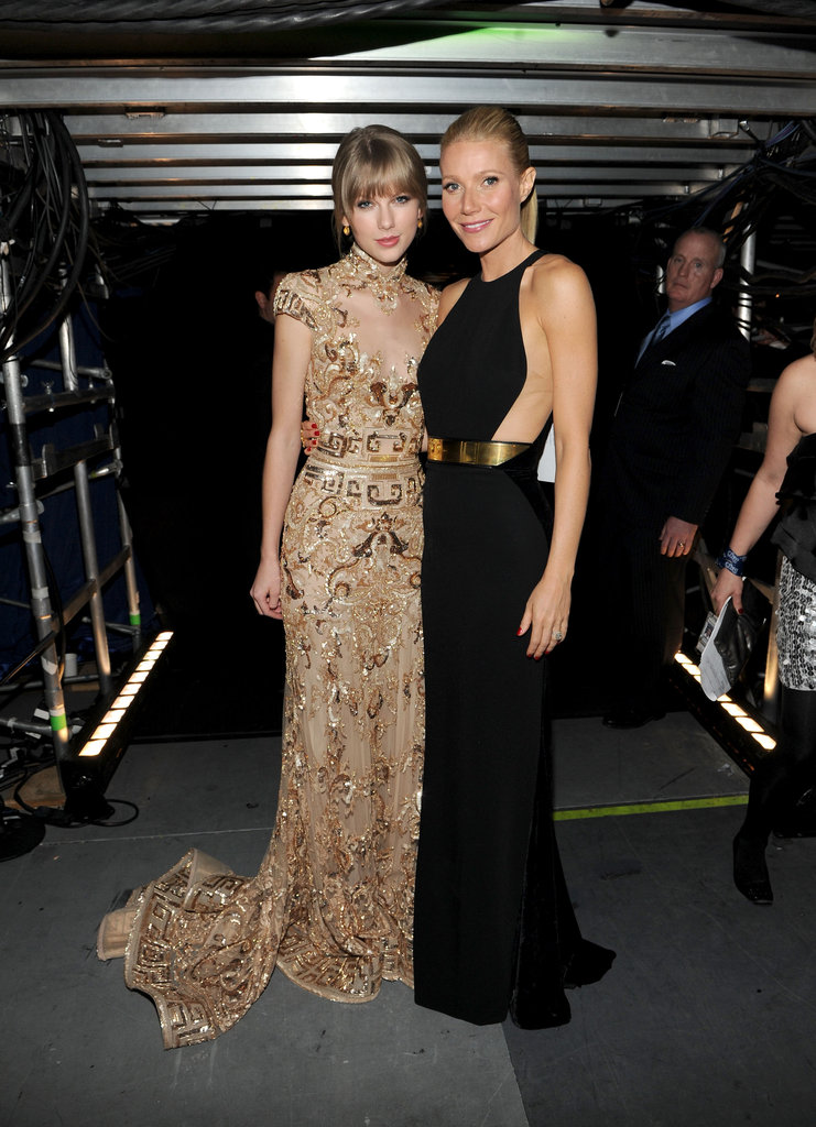 Taylor Swift and Gwyneth Paltrow