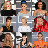 Nicki, Carrie, Katy, and More Kick Off the Grammy Red Carpet in Style!