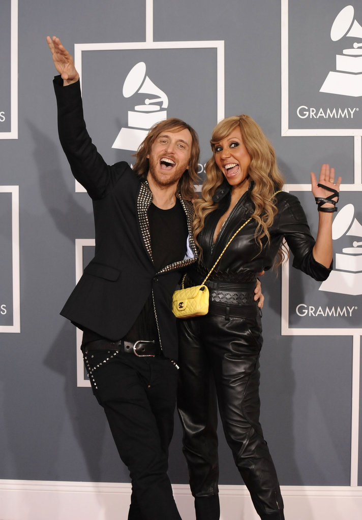 David and Cathy Guetta, 2012