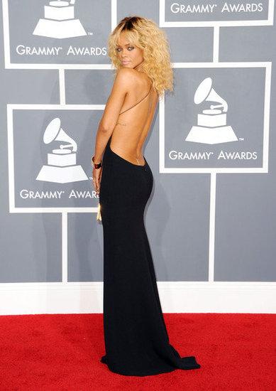 Rihanna(2012 Grammy)