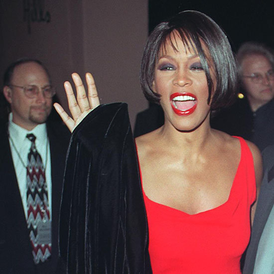 Whitney Houston's Most Memorable Beauty Moments