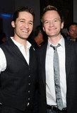 Matthew Morrison and Neil Patrick Harris