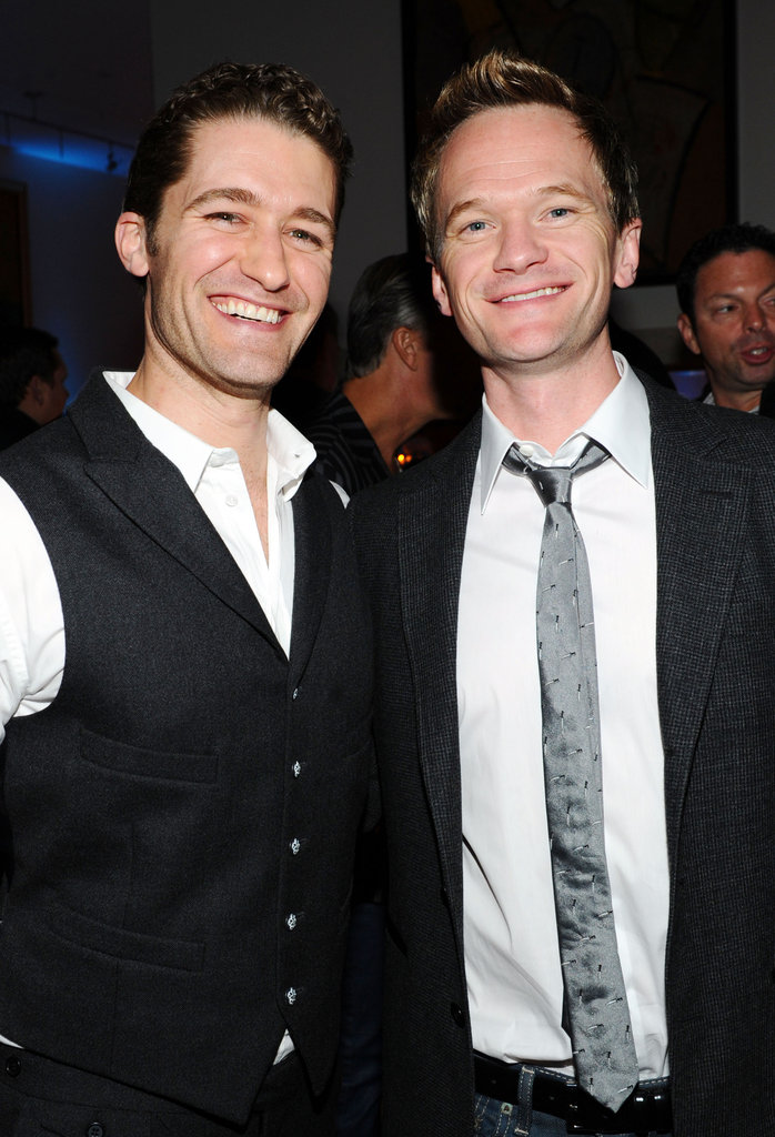 Matthew Morrison and Neil Patrick Harris