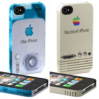 Retro Apple Macintosh iPhone Cases