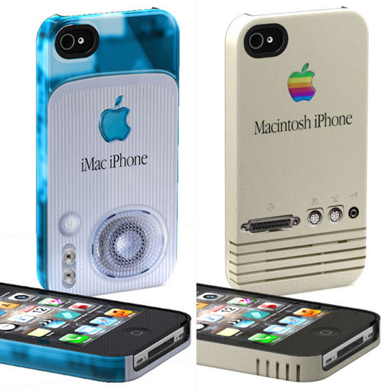 Relive Apple's Early Days With A Retro iPhone Case