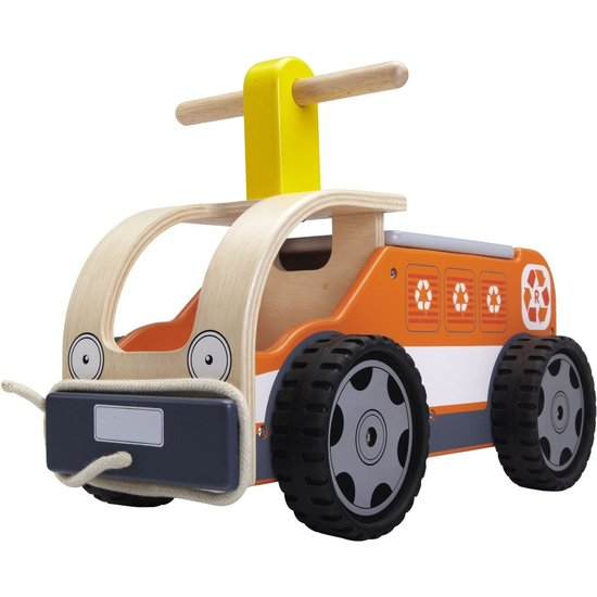 Wonderworld Ride-On Recycling Truck ($93)