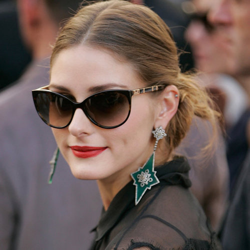 How Does Olivia Palermo Prep For Fashion Week?