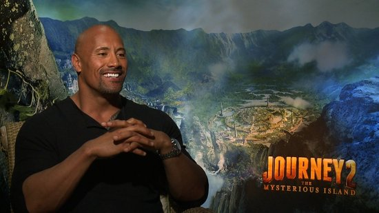 "Dwayne ""The Rock"" Johnson Talks About His Mesmerizing Pecs and Teenage Hijinx"
