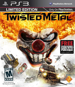 Twisted Metal ($60)