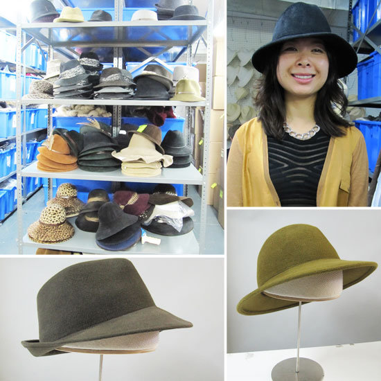 Step 1: Choose Hat