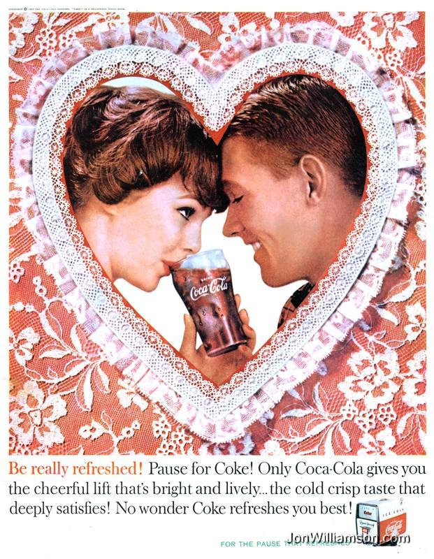 This Coke ad is too cute!