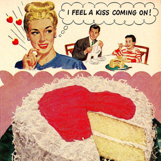 Vintage Valentine's Day Ads