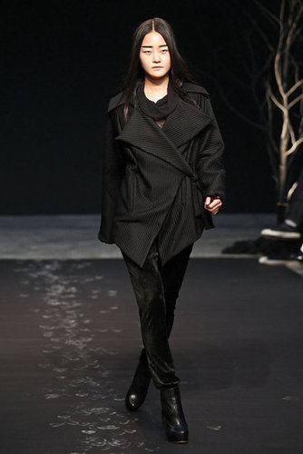 Kimberly Ovitz Runway 2012 Fall