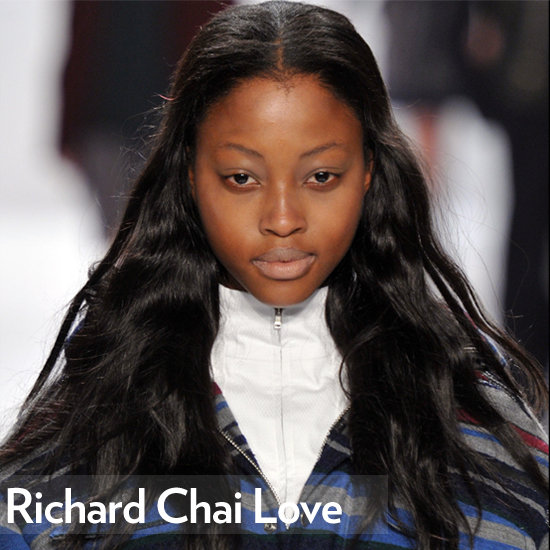 Get the Jumper-fied Hair Effect From Richard Chai Love