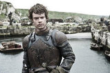 Alfie Allen as Theon Greyjoy on Game of Thrones.  Photo courtesy of HBO