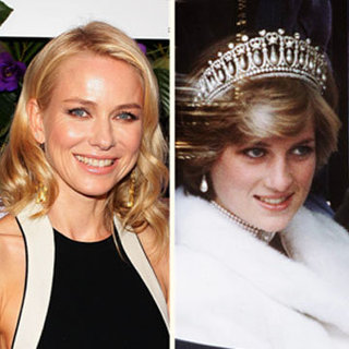 Naomi Watts Playing Princess Diana in Caught in Flight