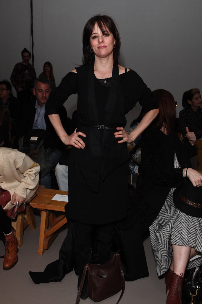 Parker Posey went to Rachel Comey.